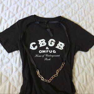 CBGB T-shirt
